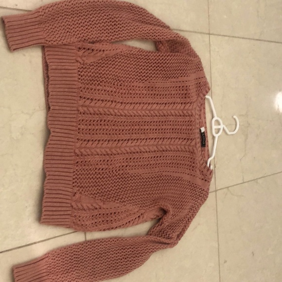 knit surf sweater